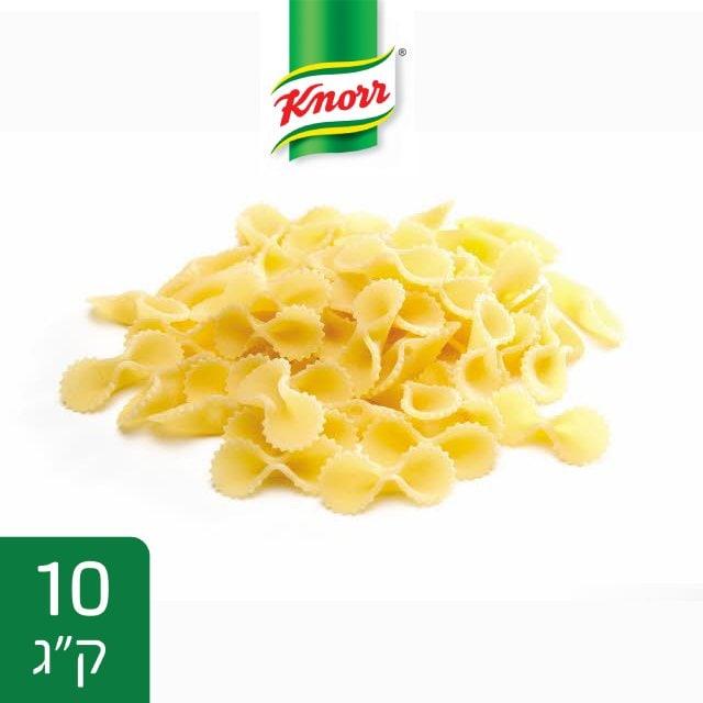 """פסטה פרפרים קנור 10 ק""""ג -"""
