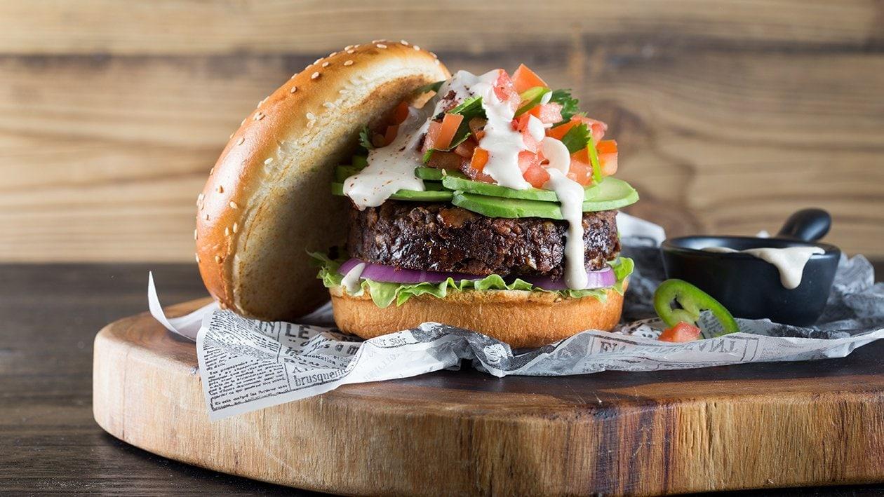 המבורגר טבעוני – פוקי בול מתכון להכנת קערת פוקי, מזון רחוב של הוואי אצלכם בצלחת > מתכוני השראה לשפים
