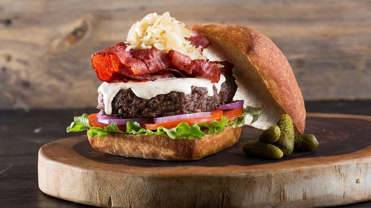 המבורגר שוקרוט גארני – פוקי בול מתכון להכנת קערת פוקי, מזון רחוב של הוואי אצלכם בצלחת > מתכוני השראה לשפים