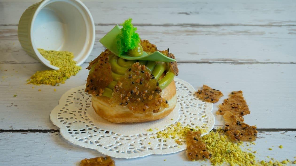 סופגניית פיסטוק שובב – פוקי בול מתכון להכנת קערת פוקי, מזון רחוב של הוואי אצלכם בצלחת > מתכוני השראה לשפים