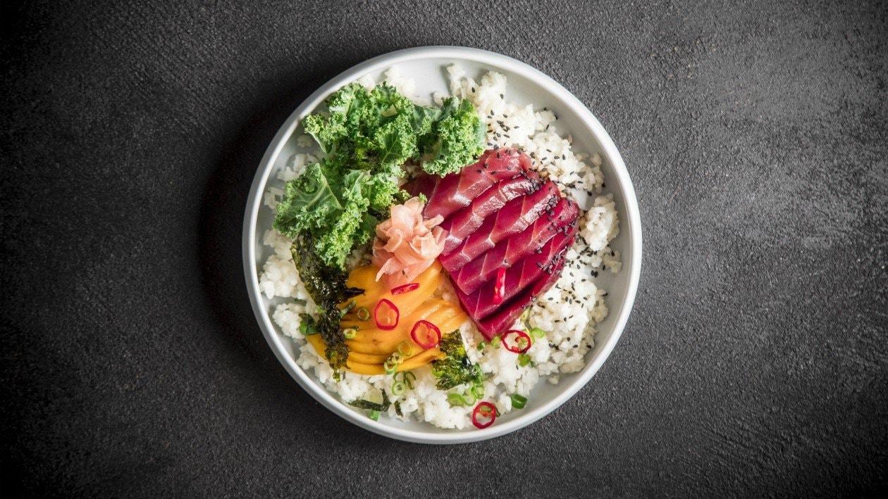 פוקי בול קלאסי – פוקי בול מתכון להכנת קערת פוקי, מזון רחוב של הוואי אצלכם בצלחת > מתכוני השראה לשפים